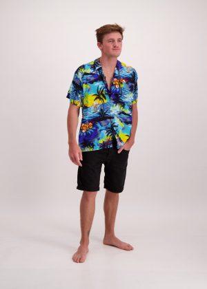 Breezy Tropical Shirt