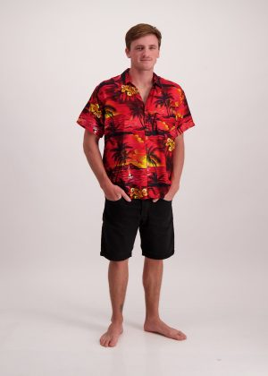 Lava Tropical Shirt
